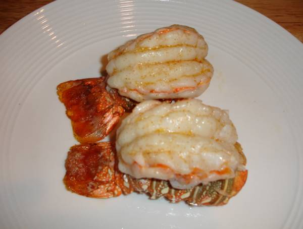 Butterfly Lobster Tails