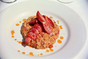 Lobster Risotto Recipe