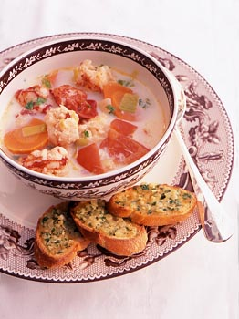 Lobster Stew Recipe