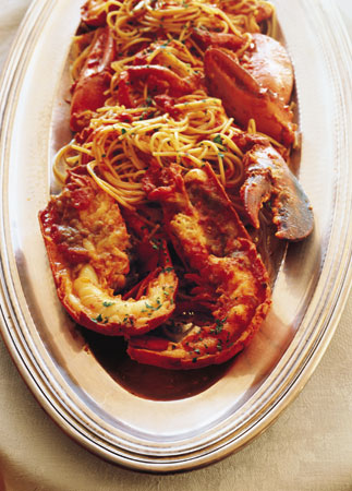 Lobster Fra Diavolo Recipe - Learn How to Make Lobster Fra Diavolo at LobsterHelp.com